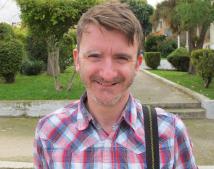 Richard Simcox - PCS, UK